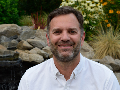 Head shot of Dave Kelley who teaches in the UO Sports Product Management Program in Portland