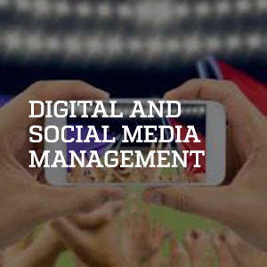 Digital and Social Media Management
