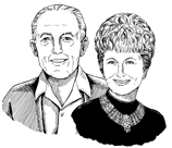 Miles and Eleanor McKay: The Namesakes of the computer lab in the Lillis Business Complex