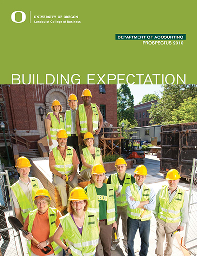 Cover of 2010 Accounting Prospectus