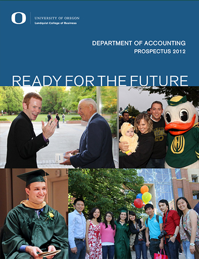Cover the 2012 Accounting Prospectus