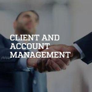 Client and Account Management
