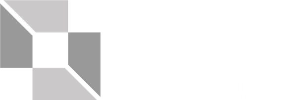 AACSB logo in white