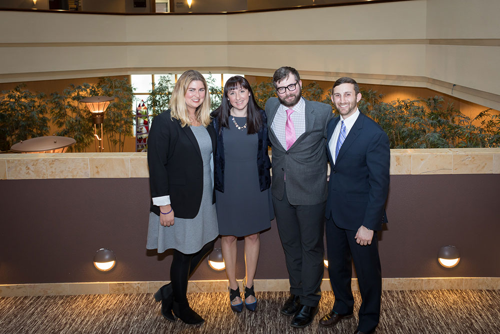 MBA Students Win 2018 NSF Case Cup
