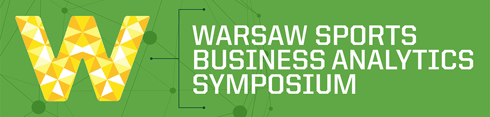 Warsaw Sports Business Analytics Symposium