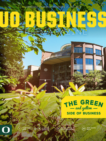 UO Business The Magazine