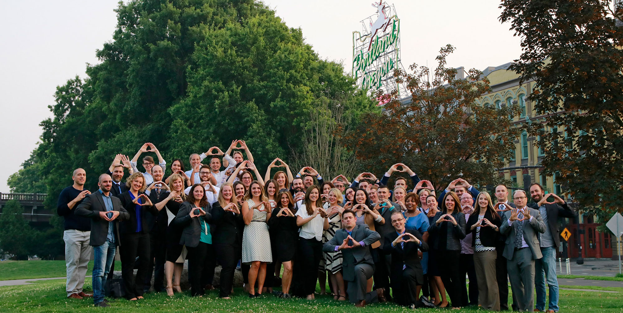 Oregon Executive MBA in Portland - University of Oregon part-time MBA