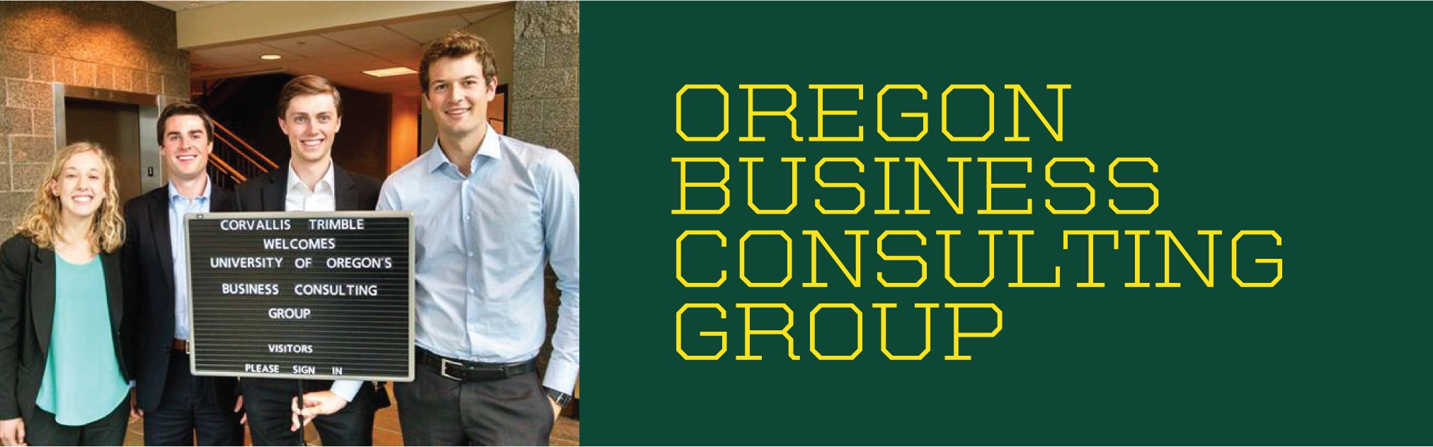 Oregon Business Consulting Group