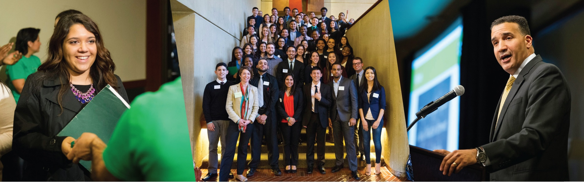 Symposium Cultivates Career Success