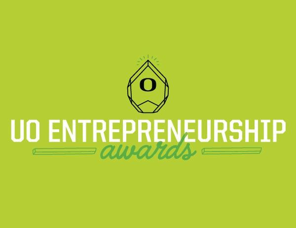 UO Entrepreneurship Awards logo