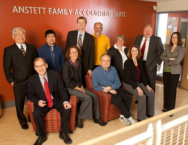 Global Recognition for Accounting Faculty Research