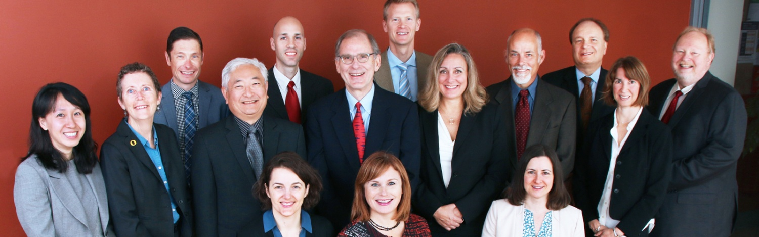 Group photo of School of Accounting faculty