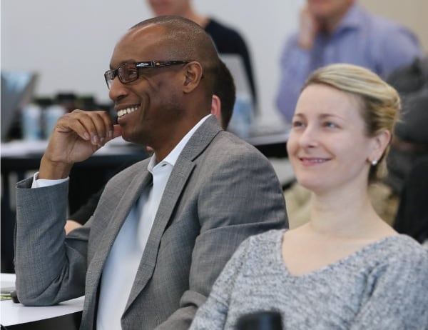 For Executive MBA Students, Experience Makes All the Difference