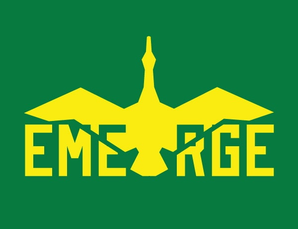 EMERGE program logo