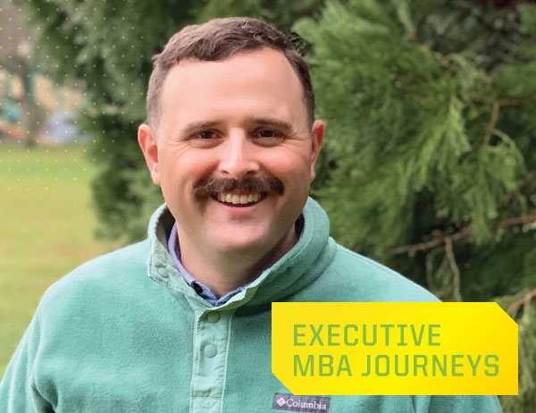 Executive MBA Journeys: Kevin Holmquist, MBA '20