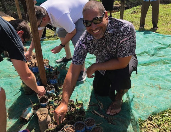 Studying Sustainability in Fiji and New Zealand