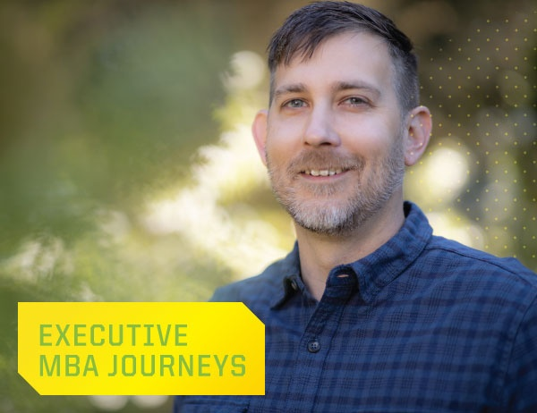 Executive MBA Journeys: Andy Cameron, MBA '20