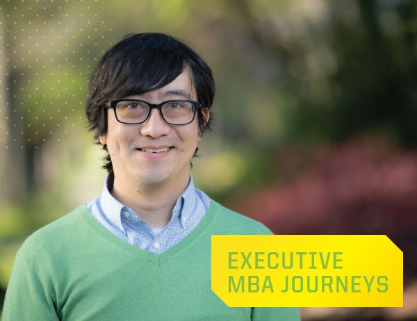 Executive MBA Journeys: Julian Dunn, MBA '21