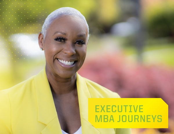 Executive MBA Journeys: Ericka Warren, MBA '19