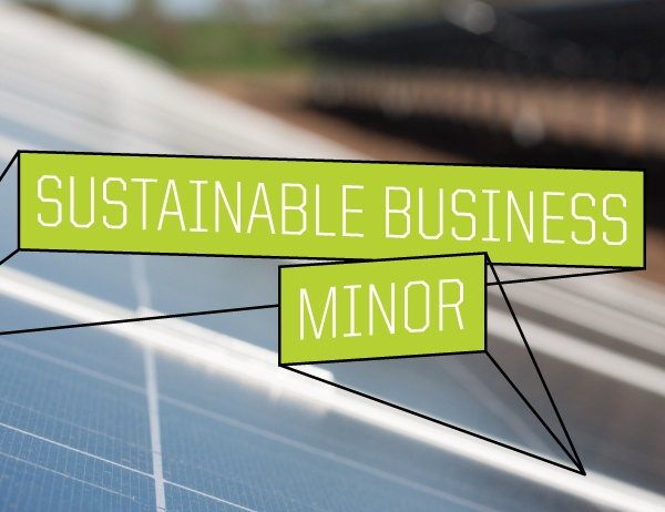 Sustainable Business Minor