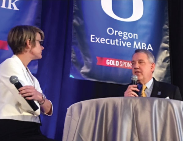 Elite Recognition for Executive MBA Alumni