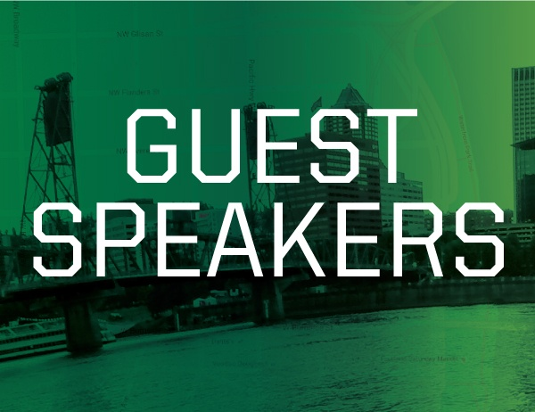 Guest Speakers Share C-Suite Strategy