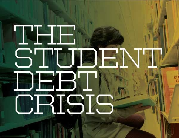 Lecture Tackles Student Debt