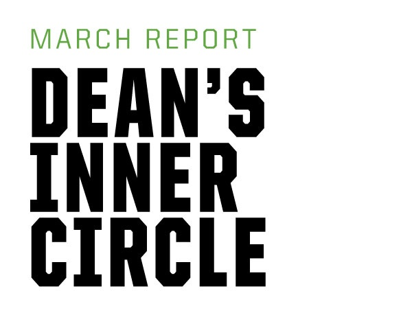 Dean's Inner Circle - March