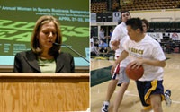Warsaw Center Hosts National Symposium on Women in Sports Business