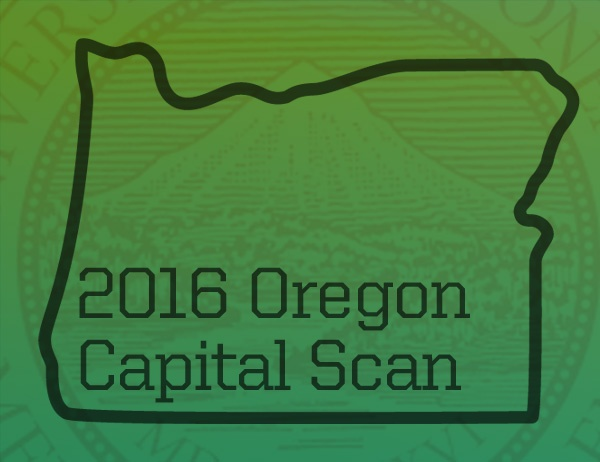 2016 Oregon Capital Scan