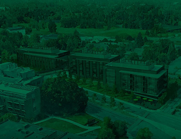 Artist's rendering of the future Knight campus