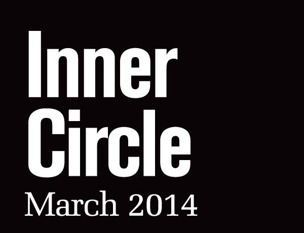 Inner Circle March 2014