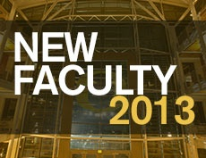 Fall's New Faculty
