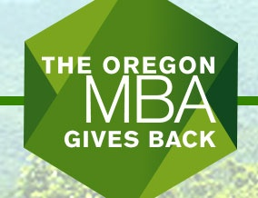 Incoming MBAs Give Back