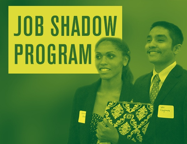Job Shadow Program Debuts
