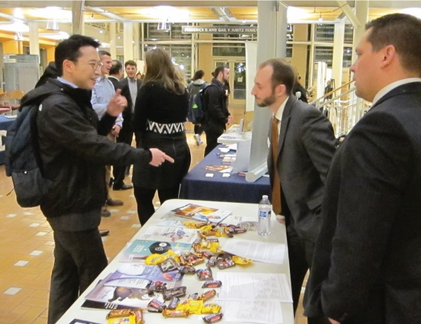 Career Event Banks on Wealth Management