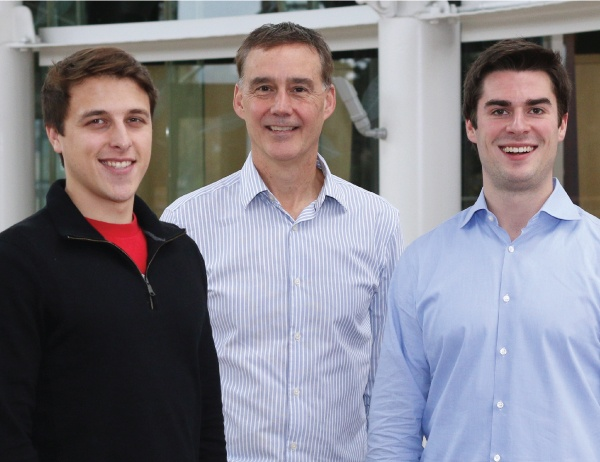 Student Consulting Group Takes Flight