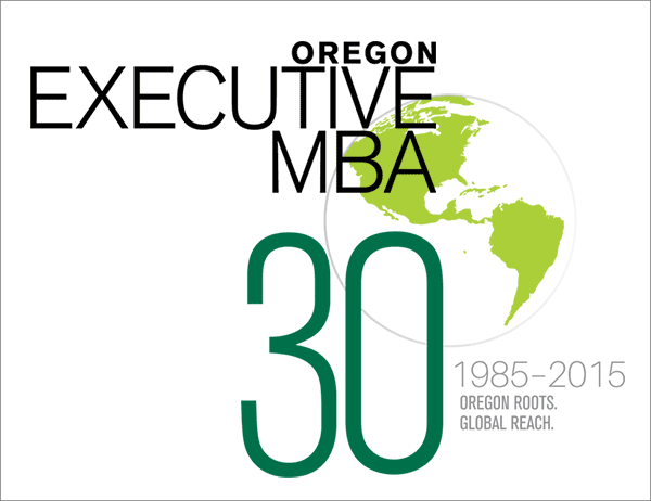 Executive MBA Program Celebrates Thirty Years