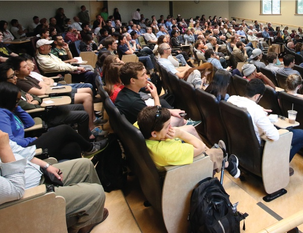 Thompson Lecture Series Debuts