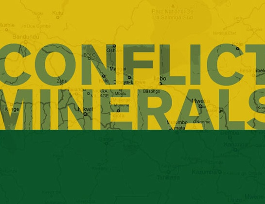Tracking Conflict Minerals