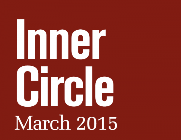 Inner Circle - March 2015