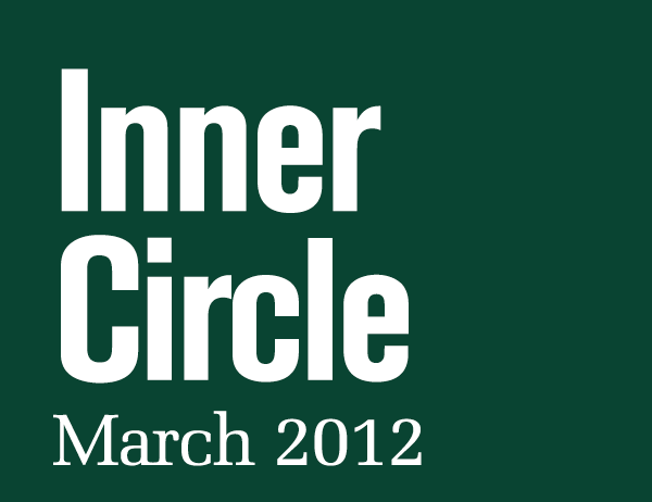 Inner Circle - March 2012