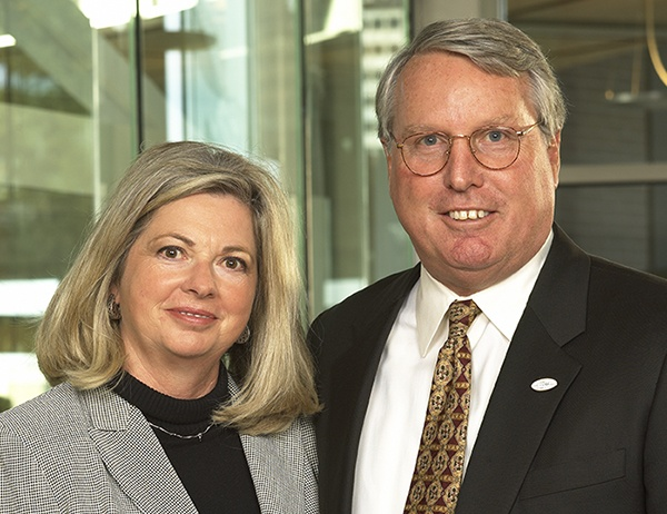 Profile - Linda and Bob Turner '68