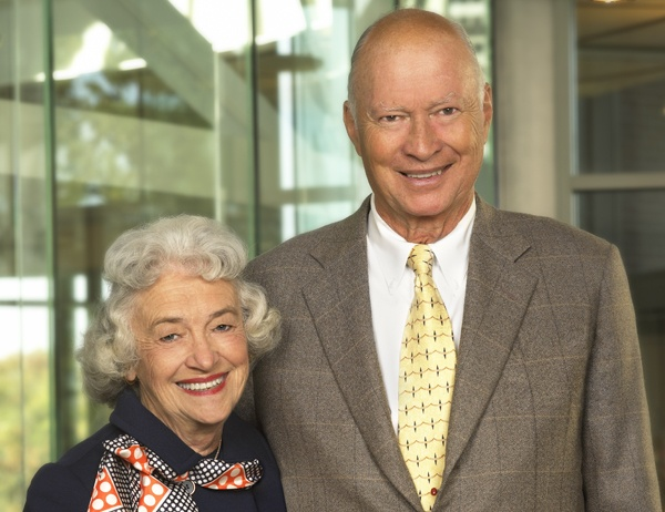 Profile - Patricia Peterson and Ronald Peterson '49