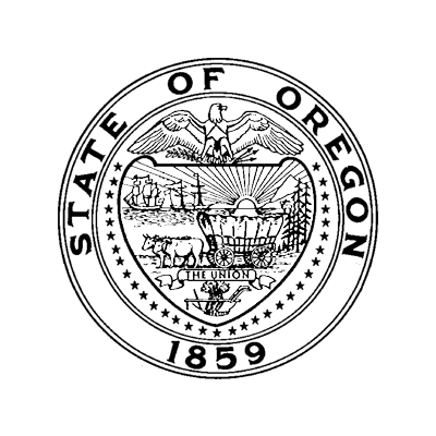 Seal of the State of Oregon